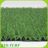 A erva do campo de futebol de campo de futebol