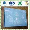 La carta kraft Su ordinazione del cartone di stampa dei commerci all'ingrosso inscatola il contenitore di regalo ondulato con il coperchio (jp-box047)