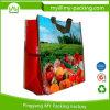 Sacs d'emballage de achat tissés par pp promotionnels respectueux de l'environnement réutilisables