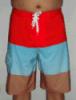 Progettare il vostro proprio Spandex per il cliente del poliestere di modo 4 Shorts che della scheda del Mens della spuma di sublimazione di stirata di modo la nuotata mette il fornitore in cortocircuito