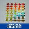 シートの虹レーザーの機密保護のホログラムの印刷