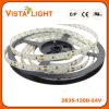 Tira flexible de la luz del alto brillo SMD 2835 LED de la larga vida