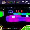 照らされたイベント及び結婚式の家具LEDのラウンジセット