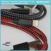 Cable de alta velocidad del relámpago del cable del USB del cable del cargador