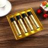Neues Belüftung-Goldinneres Plastiktellersegment-Kunststoffgehäuse für Kosmetik