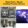 Pièces de voiture Surface de moule Anti-abrasion Traitement de corrosion Revêtement de pulvérisation thermique Carbure de tungstène Hard Plating Spray Processing Service