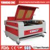 고무를 위한 자동적인 Ce/FDA/SGS laser 조판공 또는 가죽 또는 합판