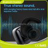 Bovenkant die MiniTure Draadloze Bluetooth Sport StereoEarbuds met de Douane van het Embleem verkopen