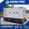 Groupe électrogène diesel Perkins de 20kVA insonorisé (Perkins 404D-22G, alternateur Leroy Somer)