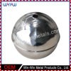 Cnc-Präzisions-Metallreibende Edelstahl-Kugel mit Loch