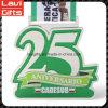 Медаль спорта сувенира годовщины красивейшей конструкции 25th