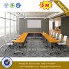 Preiswerter Verkaufs-haltbarer faltender Schnittkonferenztisch (NS-CF009)