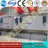 Quente! 2-We67y (K) máquina de dobra hidráulica ordinária da placa 2-Double de -500/6000 (CNC), freio da imprensa