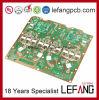 1-20 carte à haute fréquence de carte à circuit de transmission de couches