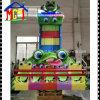 Passeios de parque de diversões de jogos para crianças Frog Saltar máquina de jogos
