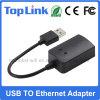セットトップボックスのためのRJ45イーサネット改宗者ネットワークLANアダプターへの熱い販売USB 2.0