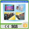 Alto control digital de cemento bolsa de papel de la máquina