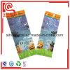La bolsa de plástico lateral del acondicionamiento de los alimentos de Gussetl