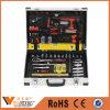 инструментальный ящик оборудования механика ключа гнезда 139PCS установленный