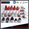 صناعة ألومنيوم إرتفاع كهربائيّة - درجة حرارة سدادة