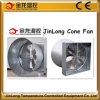 Tipo exaustor do cone da borboleta da estufa de Jinlong com Ce