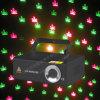 luce Tri-Color di esposizione del laser di Twinkling di 180mw RGY (LB-ASRG180)