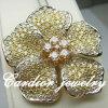 Шкентель диаманта ювелирных изделий 18k Cardior (P01007)