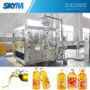 Banheira de venda líquido automática cozinhar vegetais comestíveis de azeite para a máquina de nivelamento de enchimento de Garrafas Pet