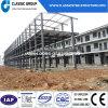 カスタマイズされる容易な造りの鉄骨構造のプレハブの建築費を熱販売する