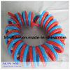 TPU de doble capa espiral anti-chispa de la manguera