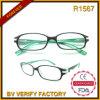 Neue Brille-Plastikanzeigen-Gläser der Art-R1567
