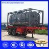 20FT ISO-Behälter-Becken für flüssiges Transportion