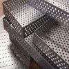 Cubierta de pared de la cocina de la alta calidad que perfora el metal