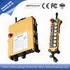 F21-14D de dubbele Controle van Radio Remote van de Snelheid
