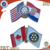 높은 Quality Custom Flag Badge 또는 Pin (FTBD1502A)