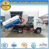 Foton 4X2 Broodje van het Wapen van 2 T het Mini van Vuilnisauto 2 van de Haak Ton van de Vrachtwagen van het Wapen voor Verkoop