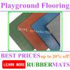 Pavimentos Azulejos Deportes para Jóvenes Escuela de Niños Rubber Mat