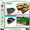Bewegliches Virgin pp. Strong und Durable Plastic Pallet Crate mit Handles