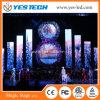 HD 고품질 실내 P3/P4/P5/P6 LED 단계 커튼 전시