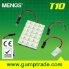 Mengs&reg ; Éclairage LED de T10 Sv8.5 Ba9s 4W Auto avec du CE RoHS SMD 2 Years'warranty (120140023)