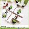 Büro Work Station, White Workstations für 4 (CD-8847)