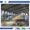 2015 Resíduos plásticos/Pneu Ambiental Fábrica de pirólise/Máquina de pirólise de Óleo Combustível