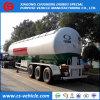 2/3 de reboque do tanque do eixo 40m3 50m3 56m3 LPG