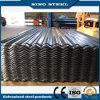 Lamiera di acciaio ondulata galvanizzata ricoperta zinco per il tetto