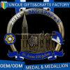 スポーツの作業のための魅力的な金属メダル