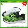 Los últimos zapatos del amortiguador del estilo del deporte de la hebilla de la correa de estiramiento sobre el aire respirable