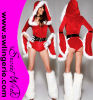 Sexy Natal santa traje T458