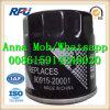 Filtro de petróleo das peças de automóvel 90915-20001 para Toyota