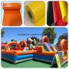 Materiale gonfiabile di strettezza dell'aria del PVC Fabric/PVC Tarpaulin/PVC