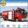 Dongfeng 4X2 5000L 화재 싸움 트럭 트럭 5 톤 화재 텐더